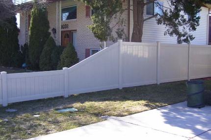 Cambium Vinyl Fence Vinyl Fences Austex Fence And Deck